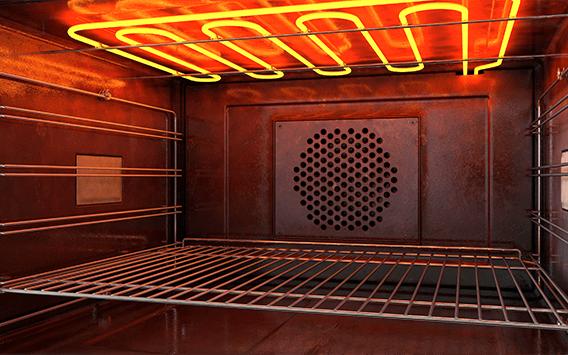 oven repair bettendorf