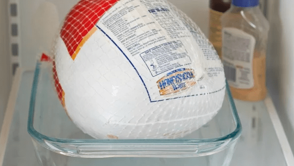 how to thaw a thanksgiving turkey
