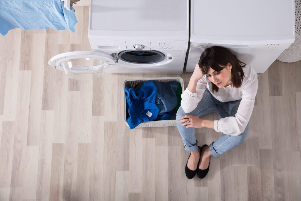 how do you fix a whirlpool washing machine that won't drain