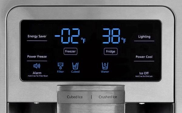 Samsung ice maker won't make ice