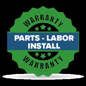 appliance repair warranty